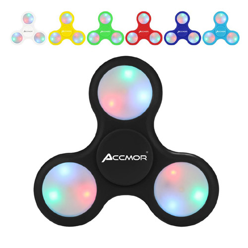 Spinner magic cu lumini