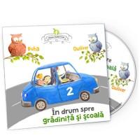 În drum spre grădiniţă şi şcoală vol. 2 - CD bilingv (RO-EN)