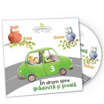 În drum spre grădiniţă şi şcoală vol. 3 - CD bilingv (RO-EN)