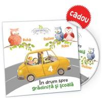 În drum spre grădiniţă şi şcoală vol. 4 - CD bilingv (RO-EN)