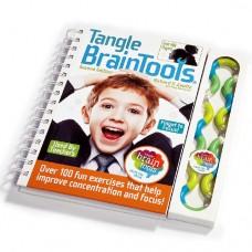 Learning with Tangle BrainTools - carte + jucărie terapeutică