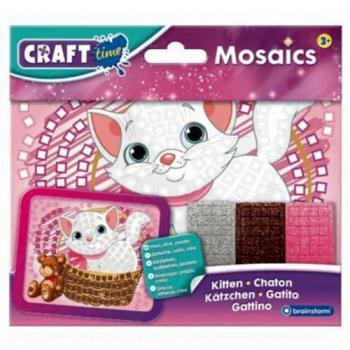 Set antrenament motric fin Mozaic Pisicuţă - craft gift