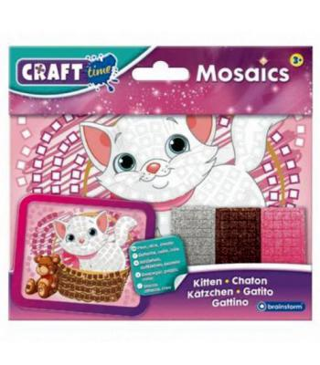 Set antrenament motric fin Mozaic Pisicuţă - craft gift