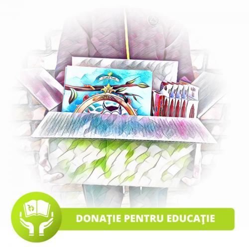 Donaţie pentru Educaţie