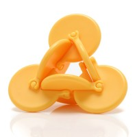 OSM Office Toy - jucărie antistres  (model galben)