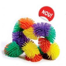 Tangle Hairy - jucărie senzorială cauciucată vibrantă (v. modele)