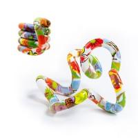 Tangle Artist Junior - Paradis tropical - jucărie senzorială