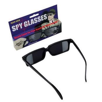 Jocuri de rol: Ochelari de detectiv şi spion - vedere în faţă şi în spate