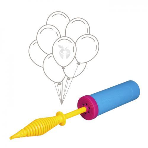 Pompă manuală premium, pentru umflare baloane