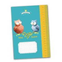 Caiet de aritmetică - Buha & Owliver