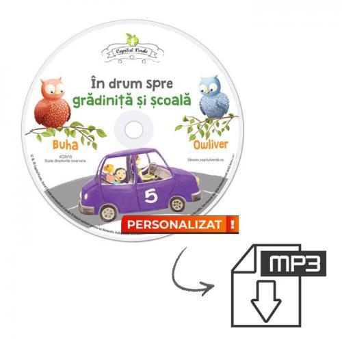Conversie CD — mp3 În drum spre grădiniţă şi şcoală vol. 5