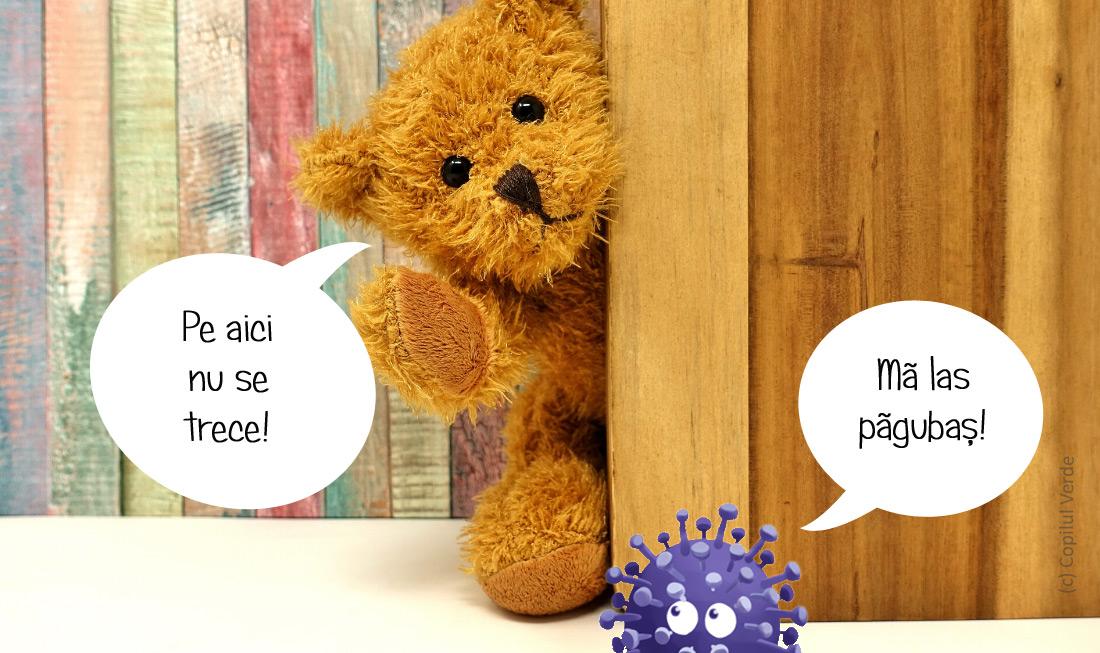 coronavirus igienizarea jucariilor
